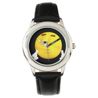 Appealing Emoji Watch