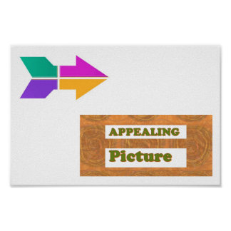 APPEALING Picture is within you Lowprice RELATE Poster
