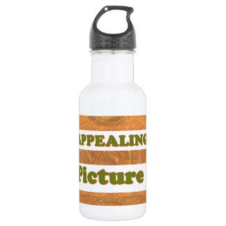 APPEALING Picture: Word Play   SECRET CODE dates 532 Ml Water Bottle