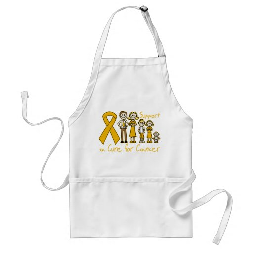 Appendix Cancer Family Support A Cure Apron