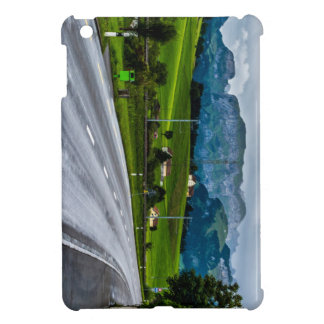 Appenzell Alps during a rain storm - Switzerland Case For The iPad Mini