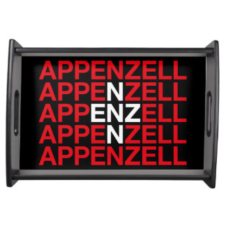 APPENZELL SERVING TRAY