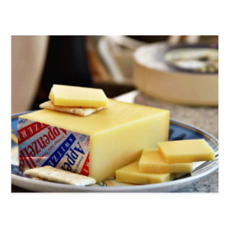 Appenzeller Classic Cheese Postcard