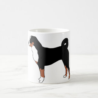Appenzeller Sennenhund silo color.png Coffee Mug