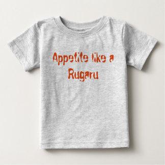 Appetite like a Rugaru T-shirt