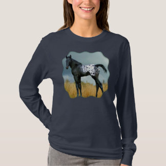 appHorse - Appaloosa Colt Long Sleeve T-shirt
