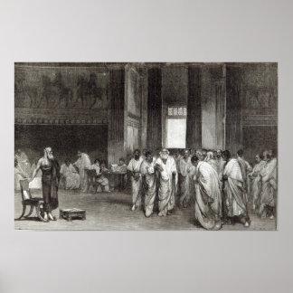 Appius Claudius Print