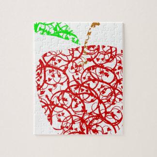 apple2 jigsaw puzzle