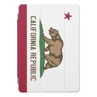 """Apple 10.5"""" iPad Pro with flag of California, USA. iPad Pro Cover"""