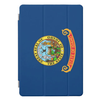 "Apple 10.5"" iPad Pro with flag of Idaho, USA. iPad Pro Cover"