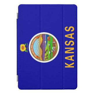 "Apple 10.5"" iPad Pro with flag of Kansas, USA. iPad Pro Cover"