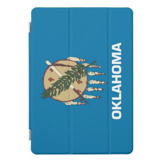 "Apple 10.5"" iPad Pro with flag of Oklahoma, USA iPad Pro Cover"