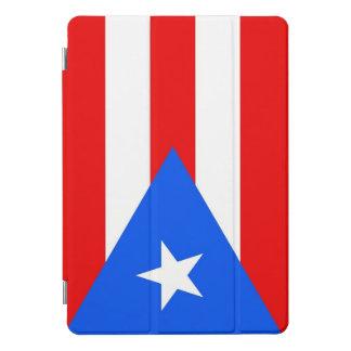 "Apple 10.5"" iPad Pro with flag of Puerto Rico iPad Pro Cover"