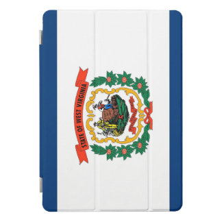 "Apple 10.5"" iPad Pro with flag of West Virginia iPad Pro Cover"