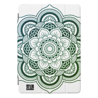 "Apple 10.5"" iPad Pro with TRIBAL FLOWER iPad Pro Cover"