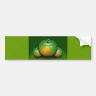 apple-379374  apple fruit kitchen healthy vitamins bumper sticker