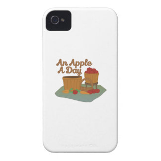Apple a Day iPhone 4 Cases