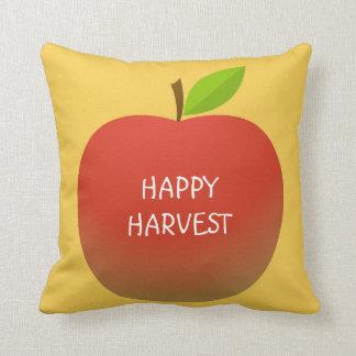 Apple and a Half Cushion