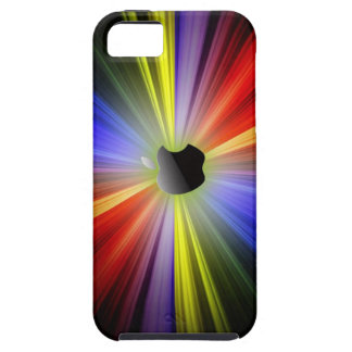 Apple and Colors Tough iPhone 5 Case