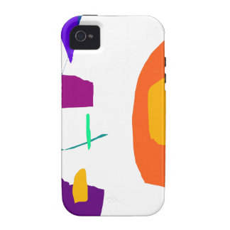 Apple and Eggplant iPhone 4/4S Cases
