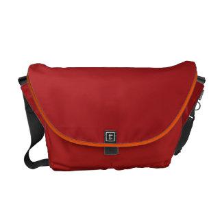 Apple and Orange Commuter Bag