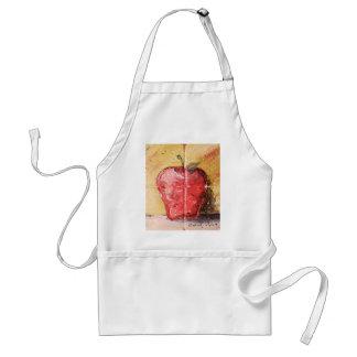 Apple Art Standard Apron