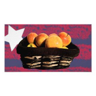 Apple Basket Photograph