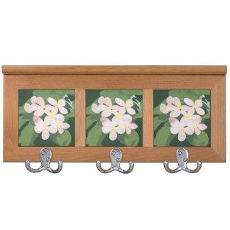 Apple Blossom coat rack