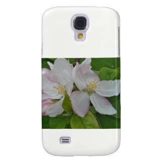 Apple blossom Cox Galaxie5 covering Samsung Galaxy S4 Case