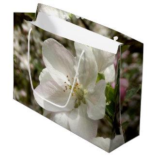 Apple Blossom Custom Gift Bag