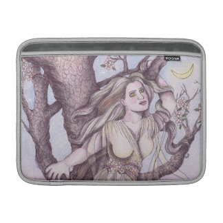 Apple Blossom Dryad Fairy Faerie Fantasy Myth Sleeve For MacBook Air