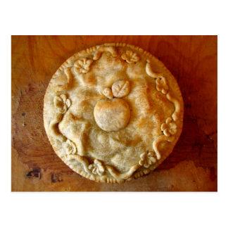 Apple Blossom Pie Postcard