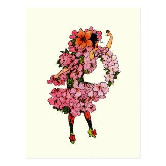 Apple Blossom Postcard