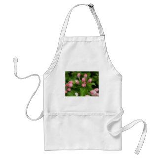 Apple blossom time apron