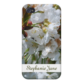 Apple Blossoms Covers For iPhone 4