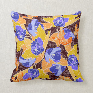 Apple Blossoms Pattern Cushion