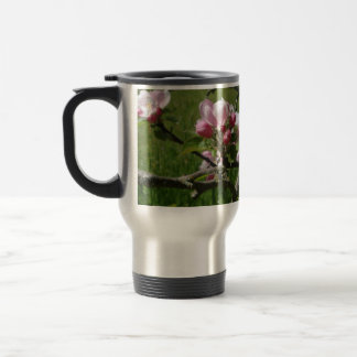 Apple Blossoms Travel Mug