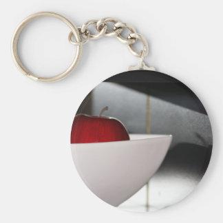 Apple Boat keychain