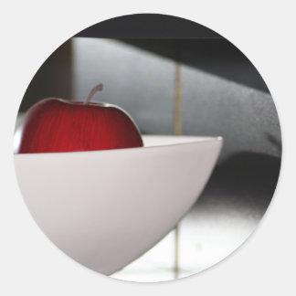 Apple Boat sticker