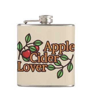 Apple Cider Lover Hip Flask