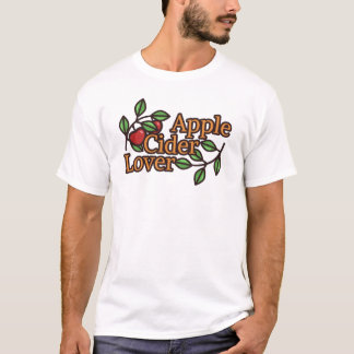 Apple Cider Lover T-Shirt