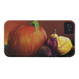 Apple, Damson and Lemon Case-Mate iPhone 4 Cases