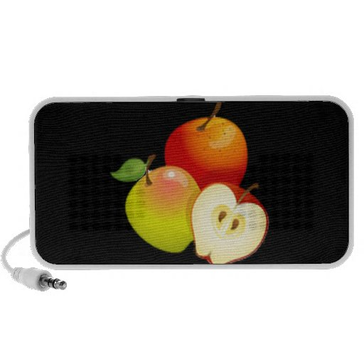 Apple Doodle Speaker