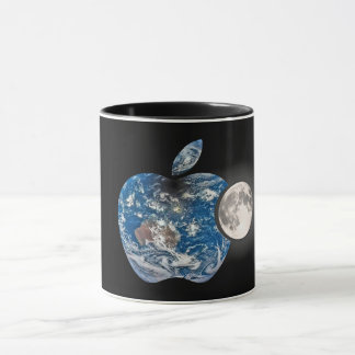APPLE EARTH MUG