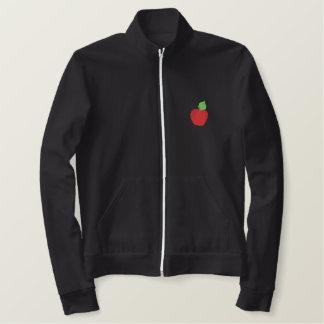 Apple Embroidered Jacket