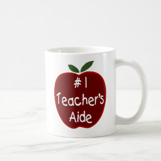 Apple For The Teacher's Aide Mug