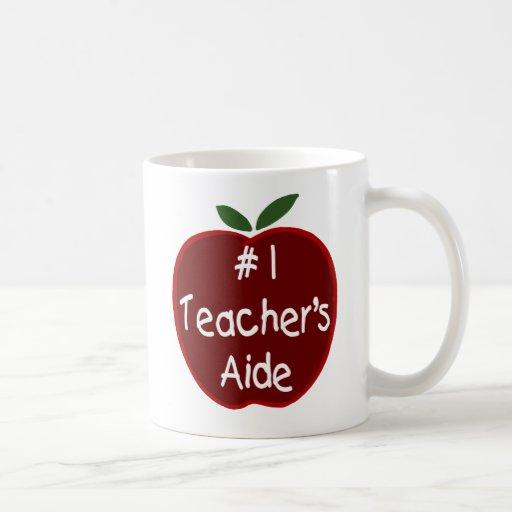 Apple For The Teacher's Aide Mug