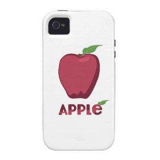Apple Fruit iPhone 4 Cover