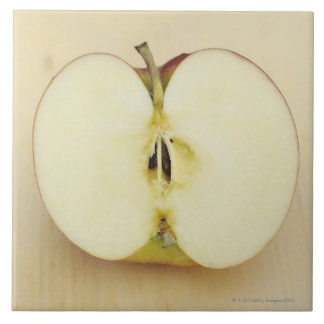Apple,Fruit,Outdoor Large Square Tile