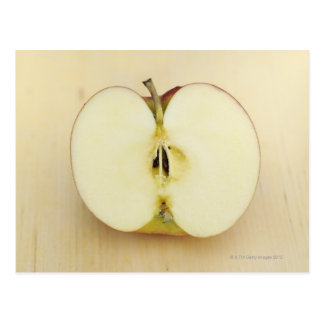 Apple,Fruit,Outdoor Postcard